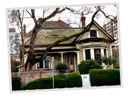 Tour Historical Homes with Jerry Vizner, Pedicab Driver