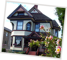 Tour Historical Homes in Victoria BC with Jerry Vizner, Pedicab Driver
